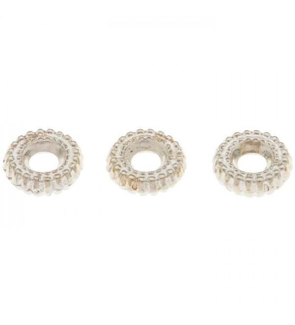Corrugated R g Beads