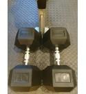 Rogue Fitness 70lb Pair Rubber Hex Dumbbells, 70 lb Dumbbell, 140 lbs Total, New