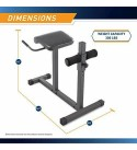 Indoor Exercise Bench Equipment Gym Body Workout Fitness Training Marcy Roman