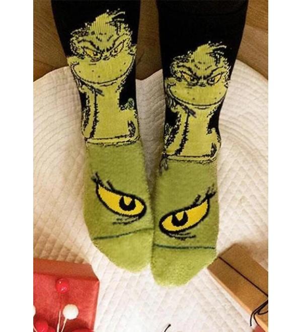 Christmas Gr h Comfortable Casual Socks